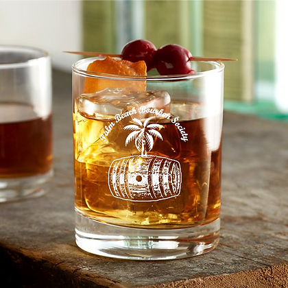 Palm Beach10.25 ounce rock glass