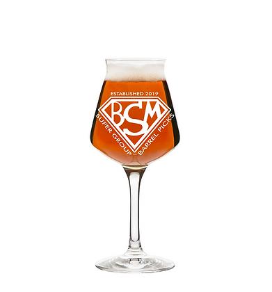 14 OZ TULIP BEER GLASS (BSM)