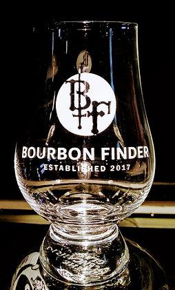Bourbon Finder Tasting Glasss