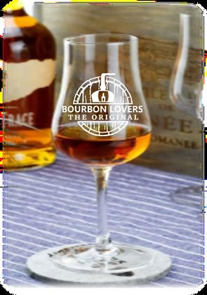 7 ounce stemmed whiskey glass (OBL)