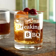 10.25 oz rock glass (Breaking BBQ)