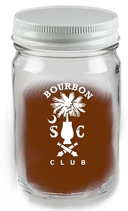 12 oz mason jar glass SCBC