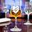 Thumbnail: 7 ounce stemmed tulip whiskey glass (boyz)