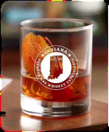 10.25 oz rock glass (INDIANA)