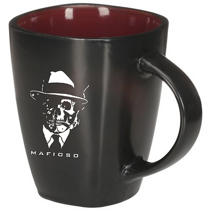 MAFIOSO 12 OUNCE COFFEE MUG