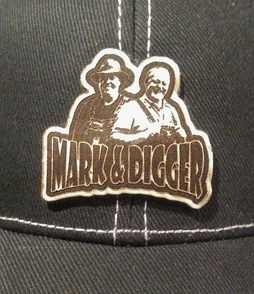 Mark and Digger Truckers Hat