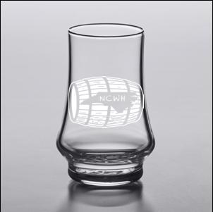 Arc Kenzie glass 5.75 ounce (NCWH)