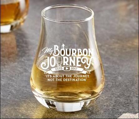 Jaritto glass 8 oz (Bourbon Journey)