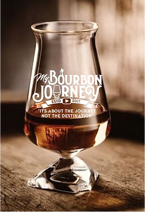 tuath 7.1 ounce glass (bourbon journey)