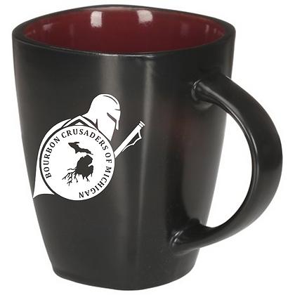 Crusaders coffee cup