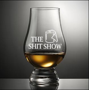 6 ounce Glencairn (Shit Show)