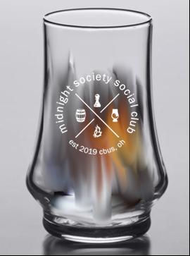 Arc Kenzie glass 5.75 ounce (midnight)