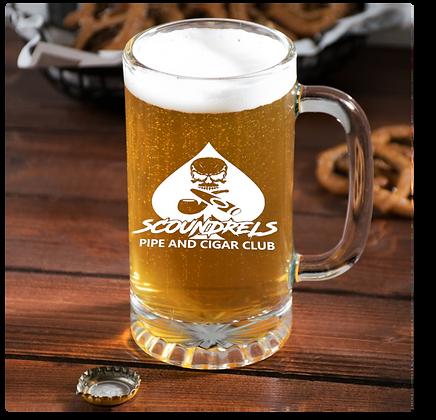 Scoundrels beer mug