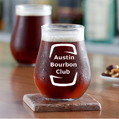 13 ounce Austin stemless beer or mixer glass
