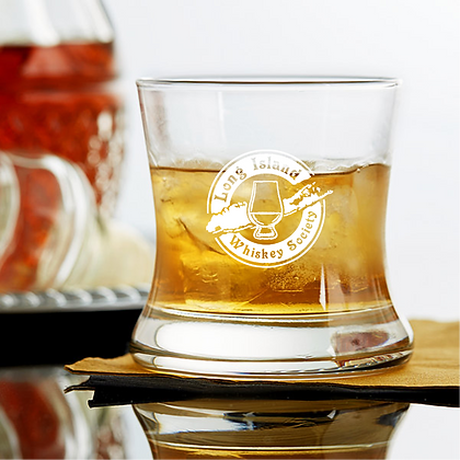 8.5 oz curved bourbon glass (long island)