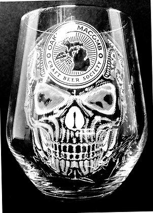 Oakland specail edition glass (stemless Teku)