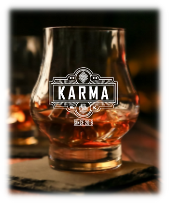 Master Reserve 10.5 ounce glassware (KARMA)