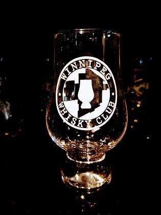 Winnipeg Whiskey Club Glencairn 6 oz
