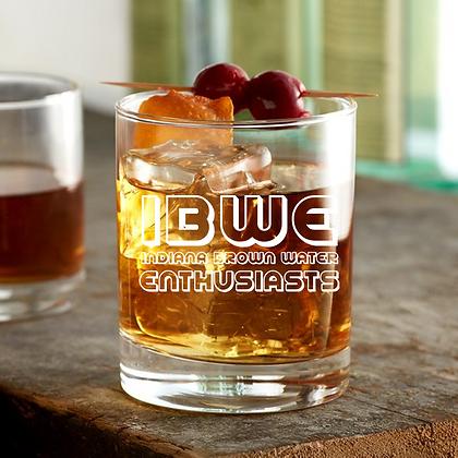 IBWE 10.25 OUNCE ROCK GLASS