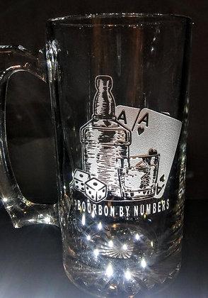 27 ounce beer mug