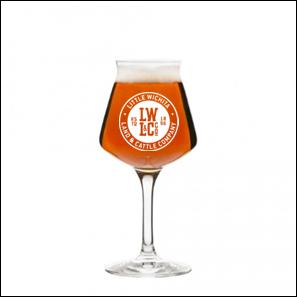 14 ounce stemmed beer (LW)