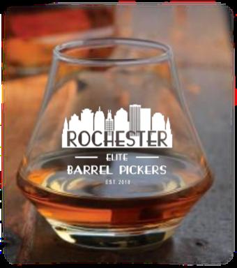 9.5 ounce aroma glass (Rochester)
