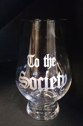 The Society Glencairn Glass