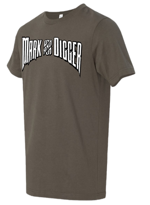 Mark & Digger Bella Canvas 3001 Shirts
