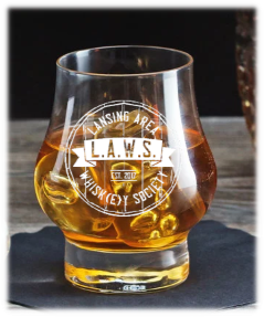Master Reserve 10.5 ounce glassware (LAWS)