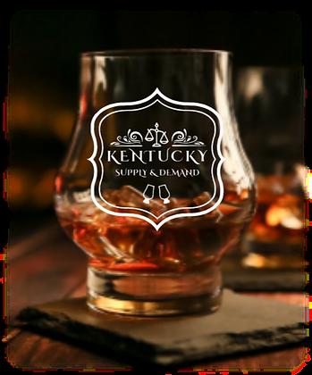 Master Reserve 10.5 ounce glassware (Kentucky Supply)