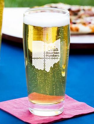 16 oz willie glass (OBH)