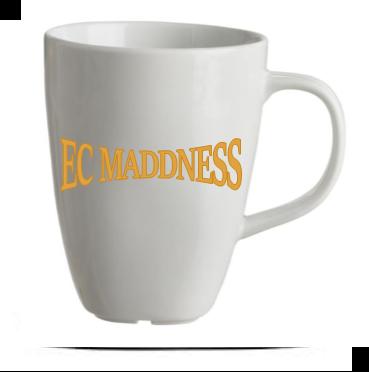 EC Maddness Coffee mug