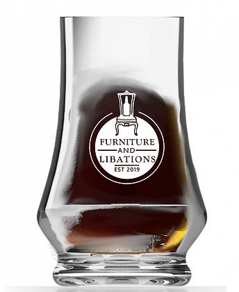 Arc Kenzie glass 5.75 ounce (F&L)
