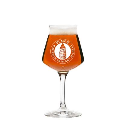 14 oz stemmed beer glass (Plan B)