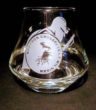 9.5 ounce aroma glass (BCM)