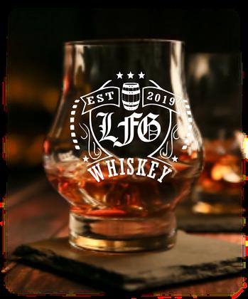 Master Reserve 10.5 ounce glassware (LFG)