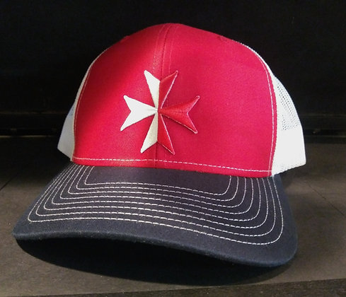 Maltese Richardson 112 trucker hat