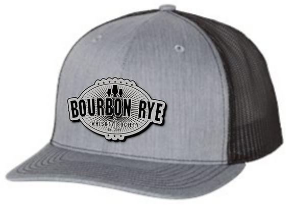 Bourbon Rye Society (RICHARDSON SNAPBACKS)