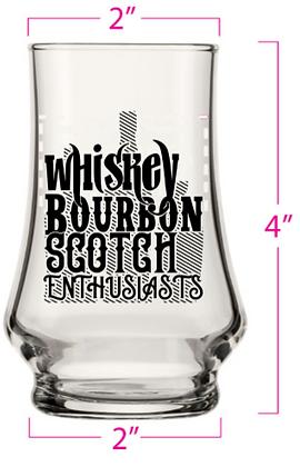 WBSE Arc Kenzie glass with new logo