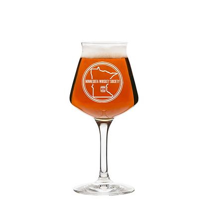 14 oz stemmed beer glass (Minnesota)