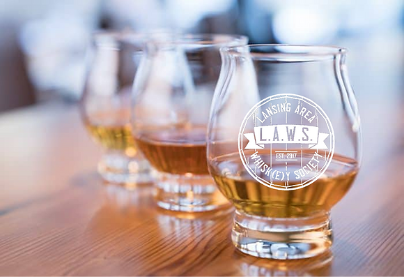 The Official Trail Glass 8 OZ (LAWS)