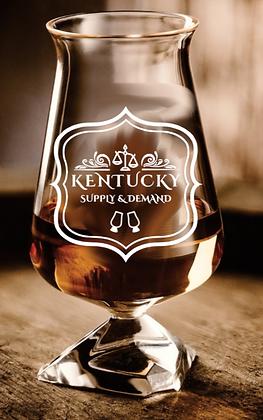 THE NEW TUATH GLASS 7.1 OZ (Kentucky supply)