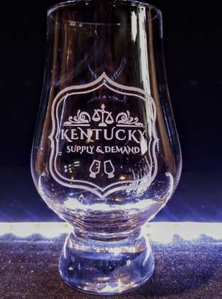 the Glencairn Glass (Kentucky Supply)