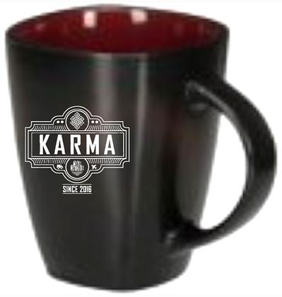 14 oz coffee mug (Karma)
