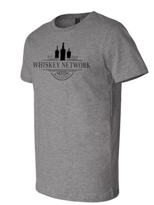 Bella Canvas 3001 Shirts (Whiskey Network)