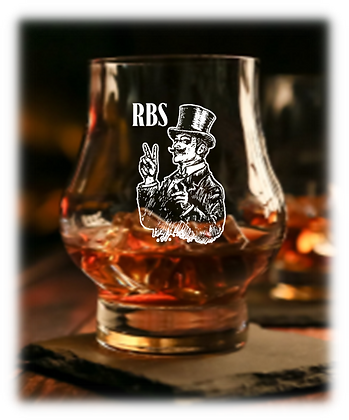 Master Reserve 10.5 ounce glassware (RBS)