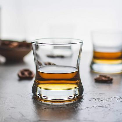 Curved Bourbon Glass 8.5 OZ (BLMC)