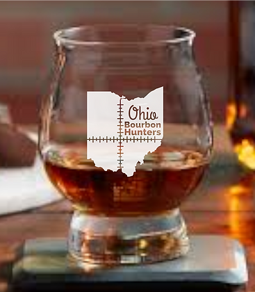 The Official Trail Glass 8 OZ (OBH)