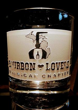 Bourbon Lovers Rock glass 7 oz