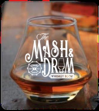 9.5 ounce aroma glass (Mash)